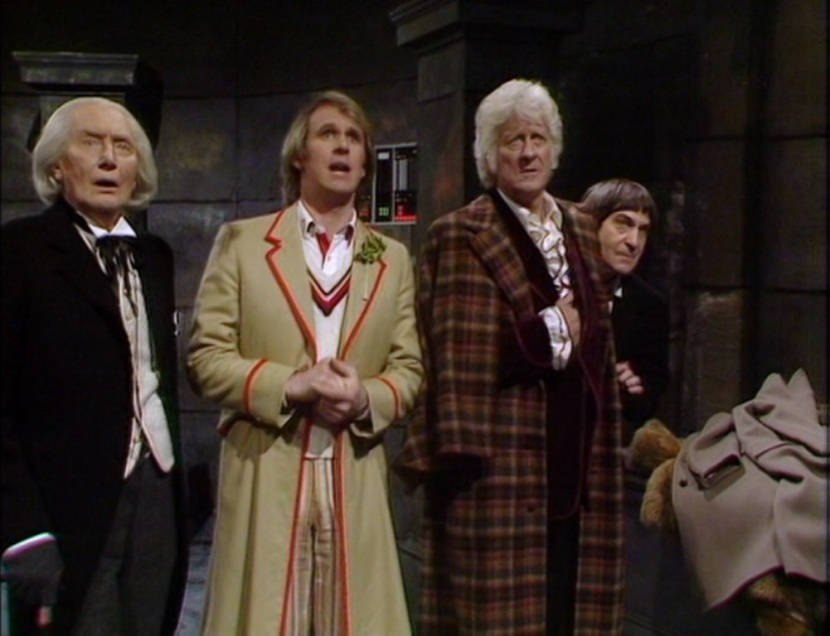 TheFiveDoctors